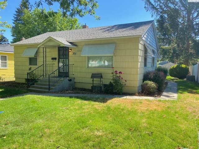 305 Avenue F, Grandview, WA 98930 (MLS #254461) :: Beasley Realty