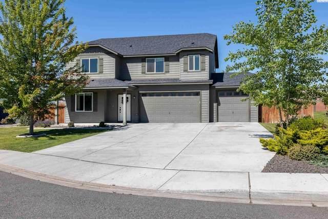 1628 Crab Apple Circle, West Richland, WA 99353 (MLS #254471) :: Community Real Estate Group
