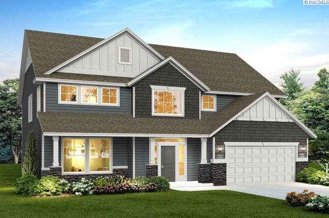 5925 Grandin Lane, Pasco, WA 99301 (MLS #254482) :: Community Real Estate Group