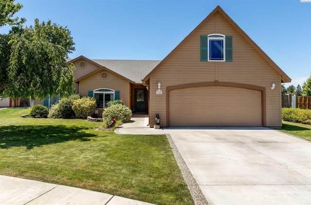 1424 S Quillan Ct, Kennewick, WA 99338 (MLS #254487) :: Community Real Estate Group