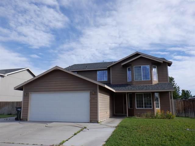 6407 Robinson Drive, Pasco, WA 99301 (MLS #254493) :: Beasley Realty