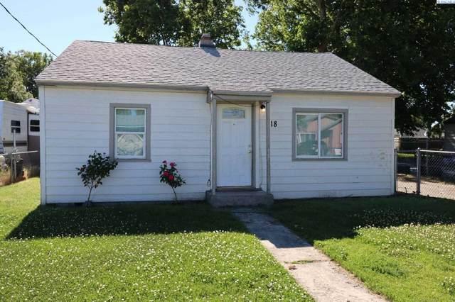 418 Fir St, Kennewick, WA 99336 (MLS #254499) :: Premier Solutions Realty