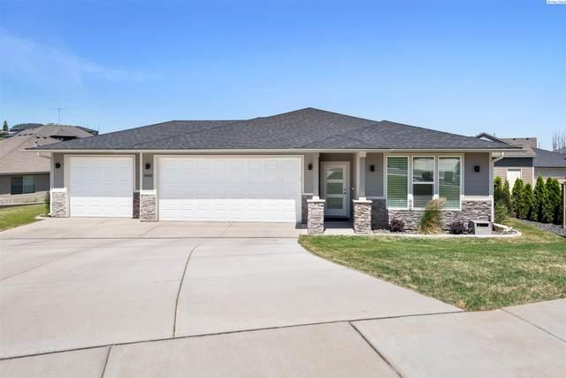 4810 Tillamook Drive, Richland, WA 99352 (MLS #254501) :: Community Real Estate Group