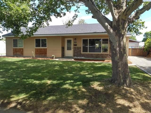 656 Cottonwood Drive, Richland, WA 99352 (MLS #254507) :: Community Real Estate Group