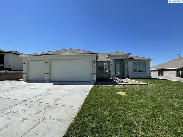 7063 Corsica St, West Richland, WA 99353 (MLS #254517) :: Community Real Estate Group