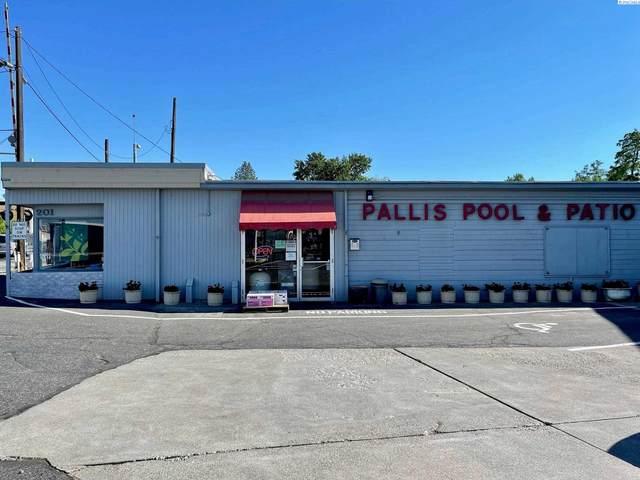 201 N Fruitland, Kennewick, WA 99336 (MLS #254539) :: Dallas Green Team