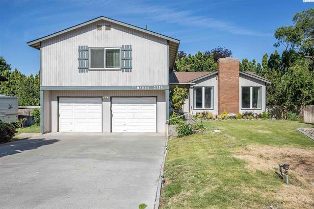 2309 Carriage Ave., Richland, WA 99354 (MLS #254597) :: Story Real Estate