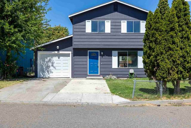 319 E 8Th Pl, Kennewick, WA 99336 (MLS #254601) :: Cramer Real Estate Group