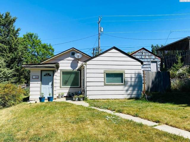 332 NW Webb St, Pullman, WA 99163 (MLS #254674) :: Beasley Realty