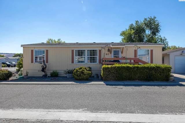 2105 N Steptoe St, # 97, Kennewick, WA 99336 (MLS #254750) :: Columbia Basin Home Group