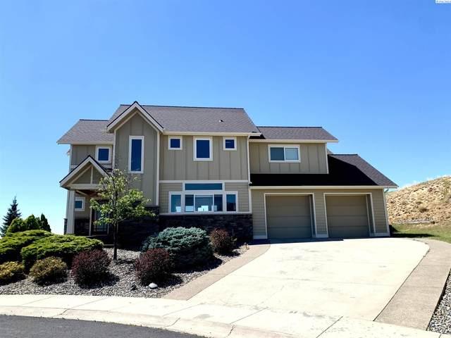 205 SW Barclay Ct, Pullman, WA 99163 (MLS #254921) :: Story Real Estate