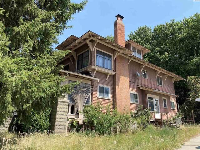 412 N Mill St., Colfax, WA 99111 (MLS #254953) :: Columbia Basin Home Group