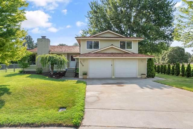 2406 Whitworth, Richland, WA 99352 (MLS #255056) :: Shane Family Realty