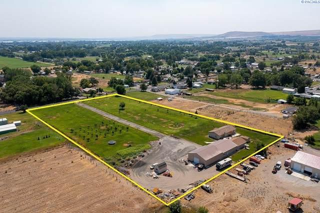 25612 S Dague Road, Kennewick, WA 99337 (MLS #255066) :: Columbia Basin Home Group