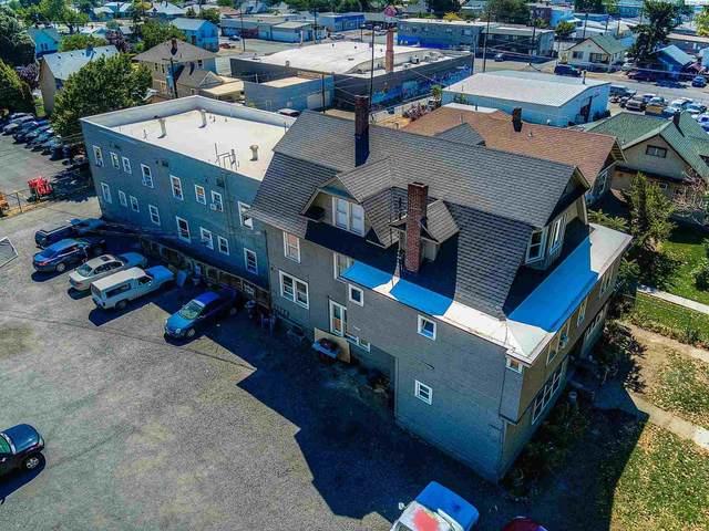 307 S 2nd Street, Yakima, WA 98901 (MLS #255147) :: Matson Real Estate Co.