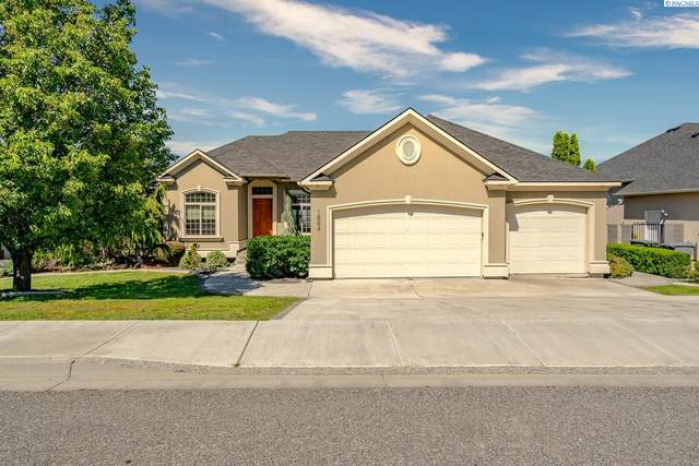 1664 Meadow Hills Dr, Richland, WA 99352 (MLS #255173) :: Shane Family Realty