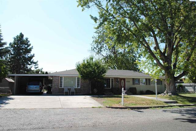 2718 S Everett, Kennewick, WA 99337 (MLS #255175) :: Shane Family Realty