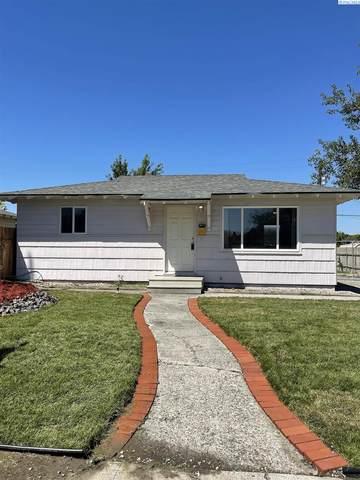 602 W 16th Ave, Kennewick, WA 99336 (MLS #255223) :: Shane Family Realty