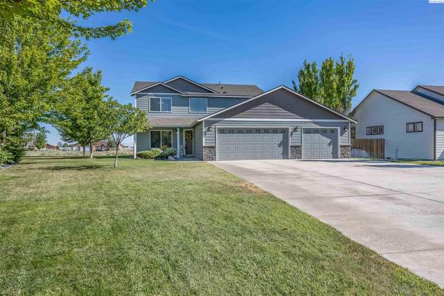 5602 Oasis St, West Richland, WA 99353 (MLS #255229) :: Shane Family Realty