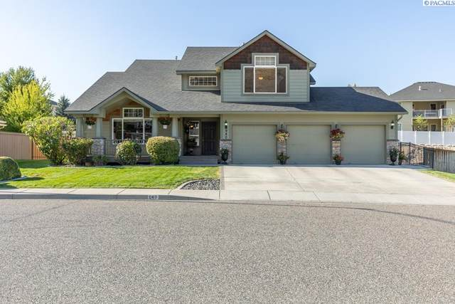 940 Clermont Dr, Richland, WA 99352 (MLS #255233) :: Premier Solutions Realty