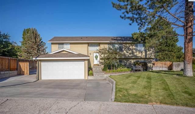 1740 Widgeon Ct, West Richland, WA 99353 (MLS #255249) :: Shane Family Realty