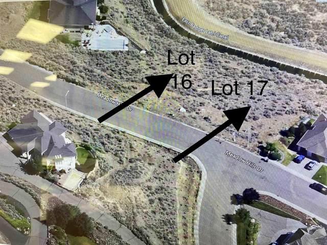 Lot 16 Ph. 1 Meadow Hills Drive, Richland, WA 99352 (MLS #255314) :: Dallas Green Team