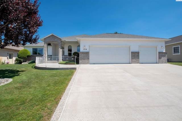 109 Berkshire Ln, Pasco, WA 99301 (MLS #255356) :: Cramer Real Estate Group