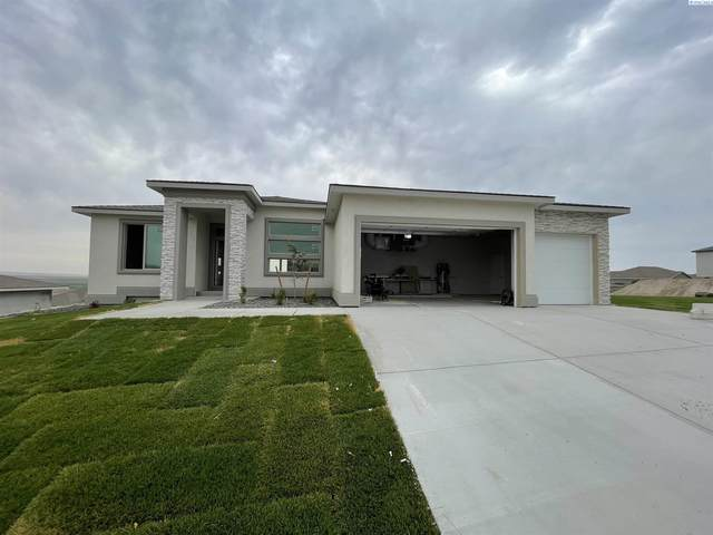 7154 Corsica St, West Richland, WA 99353 (MLS #255360) :: Matson Real Estate Co.