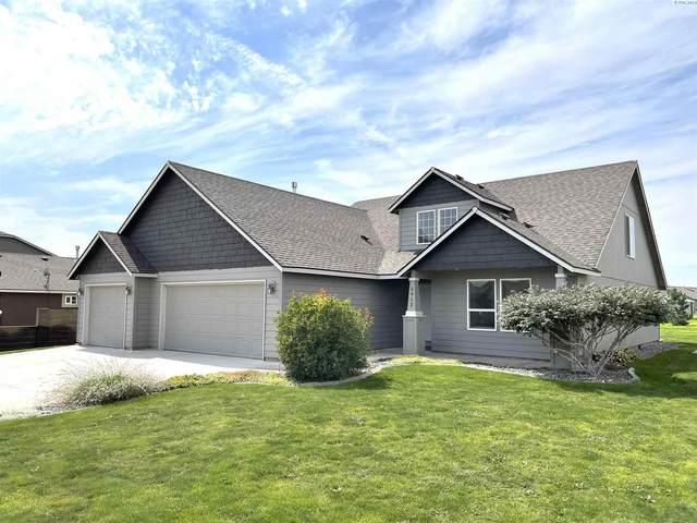5012 Reagan Way, Pasco, WA 99301 (MLS #255397) :: Cramer Real Estate Group