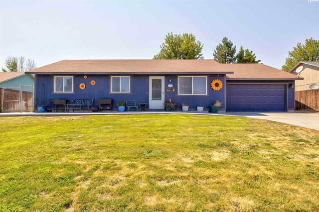 3143 Iris St, West Richland, WA 99353 (MLS #255419) :: Matson Real Estate Co.