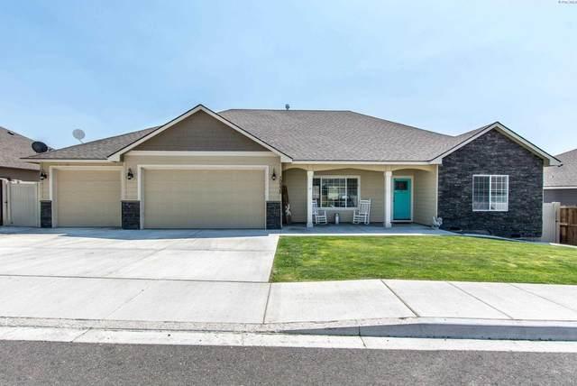 10235 W 18th Pl., Kennewick, WA 99338 (MLS #255421) :: Matson Real Estate Co.