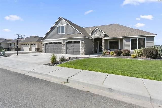 578 Hunter St., Richland, WA 99352 (MLS #255429) :: Story Real Estate