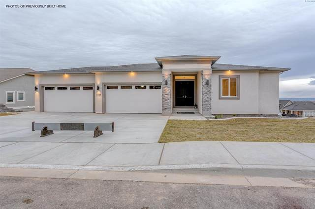 2827 S Jefferson Place, Kennewick, WA 99338 (MLS #255445) :: Matson Real Estate Co.