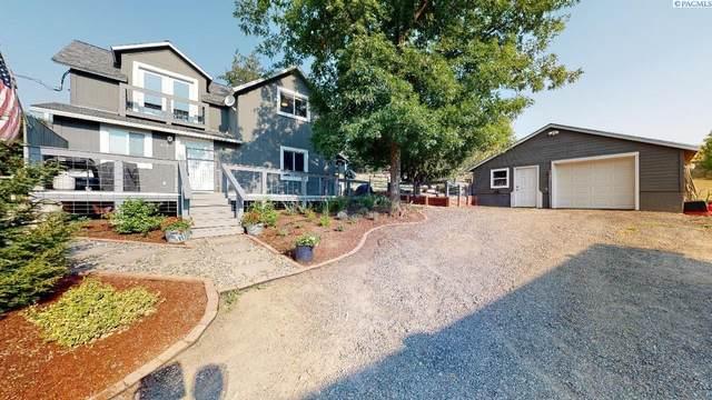 309 S Union Ave, Uniontown, WA 99179 (MLS #255446) :: Matson Real Estate Co.