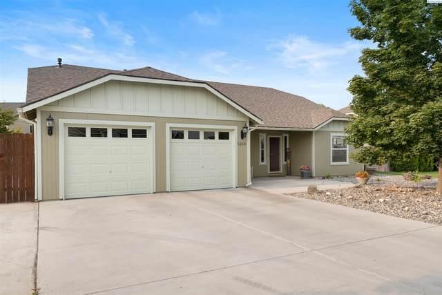 5650 Leilani Drive, West Richland, WA 99353 (MLS #255457) :: Columbia Basin Home Group