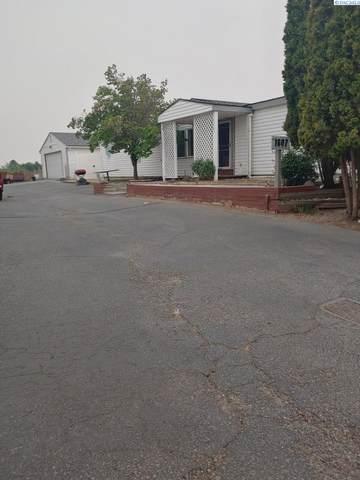 1607 S Dennis St., Kennewick, WA 99337 (MLS #255461) :: Tri-Cities Life