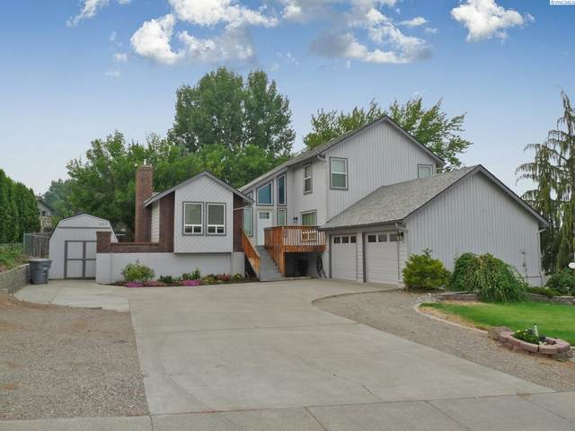 1133 Englewood Dr, Richland, WA 99352 (MLS #255484) :: The Phipps Team