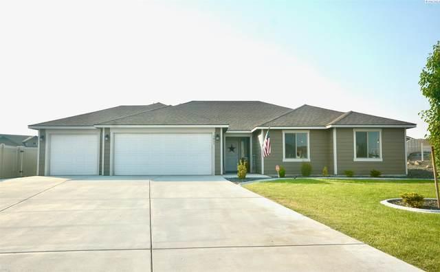 7911 Waxwing Drive, Pasco, WA 99301 (MLS #255494) :: Tri-Cities Life