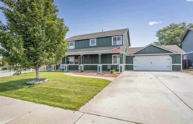 6308 Enzian Falls Drive, Pasco, WA 99301 (MLS #255514) :: Columbia Basin Home Group