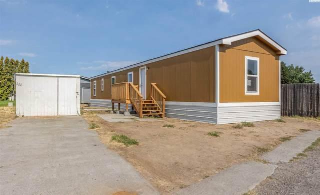 3324 W 19th Ave #111, Kennewick, WA 99338 (MLS #255617) :: Matson Real Estate Co.
