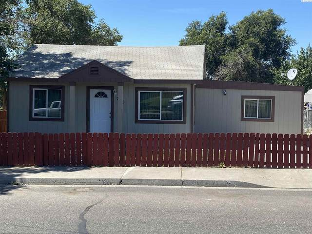 720 S Elm Ave,, Pasco, WA 99301 (MLS #255633) :: Matson Real Estate Co.