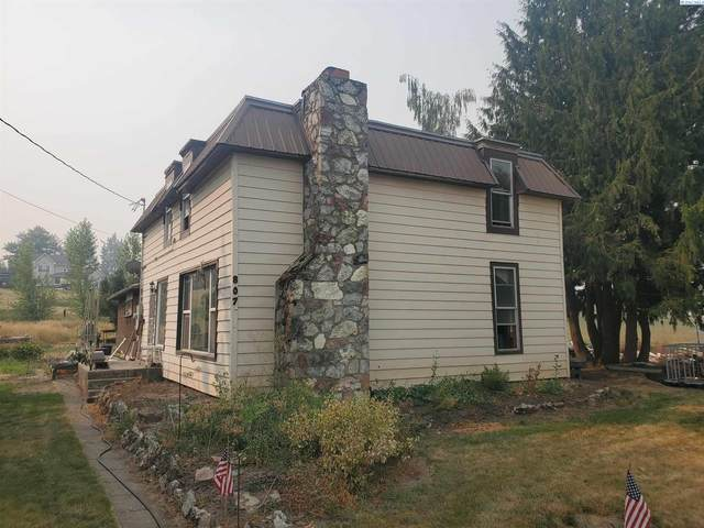 807 W Mccoy, Oakesdale, WA 99158 (MLS #255812) :: The Phipps Team