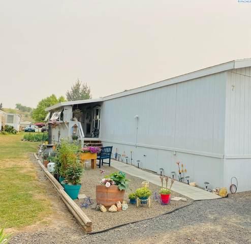200 E Woodworth #7, Uniontown, WA 99179 (MLS #255852) :: Beasley Realty