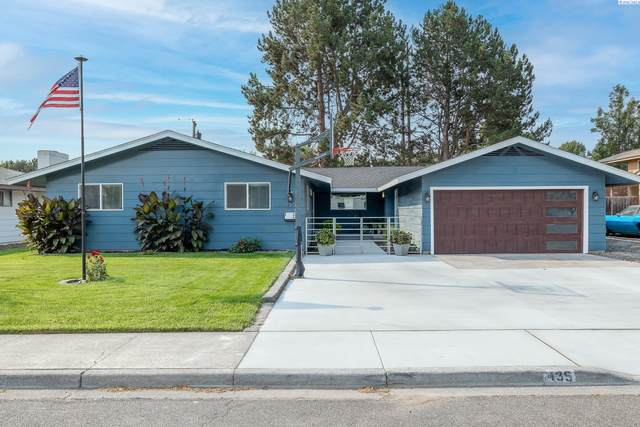 435 W 20th Ave, Kennewick, WA 99337 (MLS #255962) :: The Phipps Team