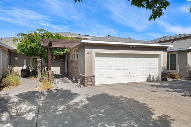 469 Columbia Point Drive, Richland, WA 99352 (MLS #256023) :: The Phipps Team