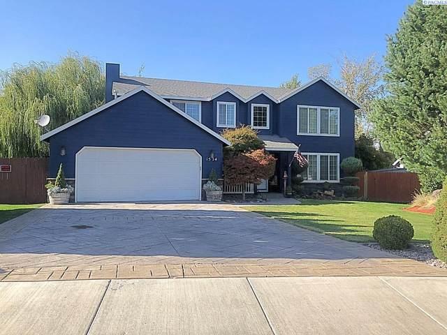 1534 W 35th Loop, Kennewick, WA 99337 (MLS #256167) :: Cramer Real Estate Group