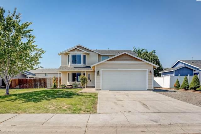 206 N Glacier St, Moxee City, WA 98936 (MLS #256185) :: Matson Real Estate Co.