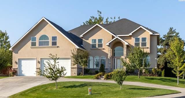 4604 Sedona Dr, Pasco, WA 99301 (MLS #256304) :: Cramer Real Estate Group