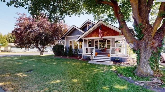 116 N Montgomery, Uniontown, WA 99179 (MLS #256312) :: Beasley Realty