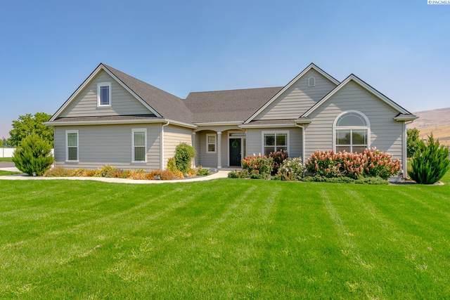 90401 W Hess Road, Prosser, WA 99350 (MLS #256313) :: Matson Real Estate Co.